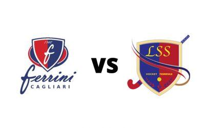Prossimo Match: Pol. Ferrini VS San Saba
