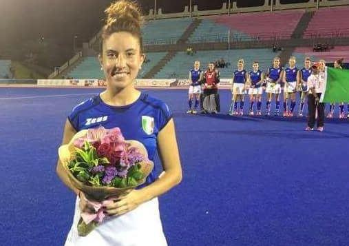Giulia Pacella Con La Nazionale In Malesia Per La World League