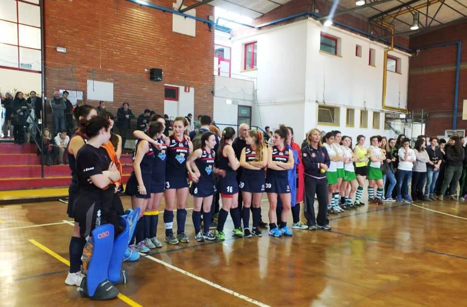 Una Fase Della Finale Di Padova Del 2015