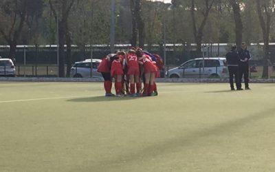 Lazio- San Saba Under 18: 3-0.