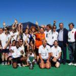 """Alla Libertas San Saba Over 40 il """"primo"""" scudetto di categoria. Premiate anche le Under 21 dal Presidente Mignardi"""