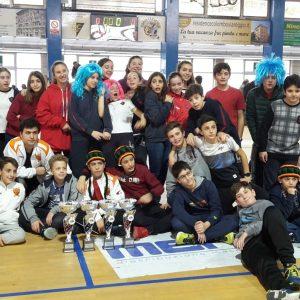 Under 14 Di San Saba E HC Roma