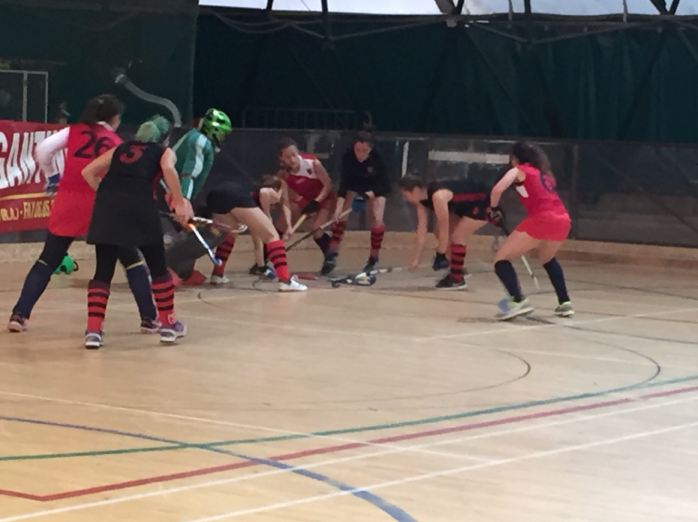INDOOR LEAGUE FEMMINILE 2017