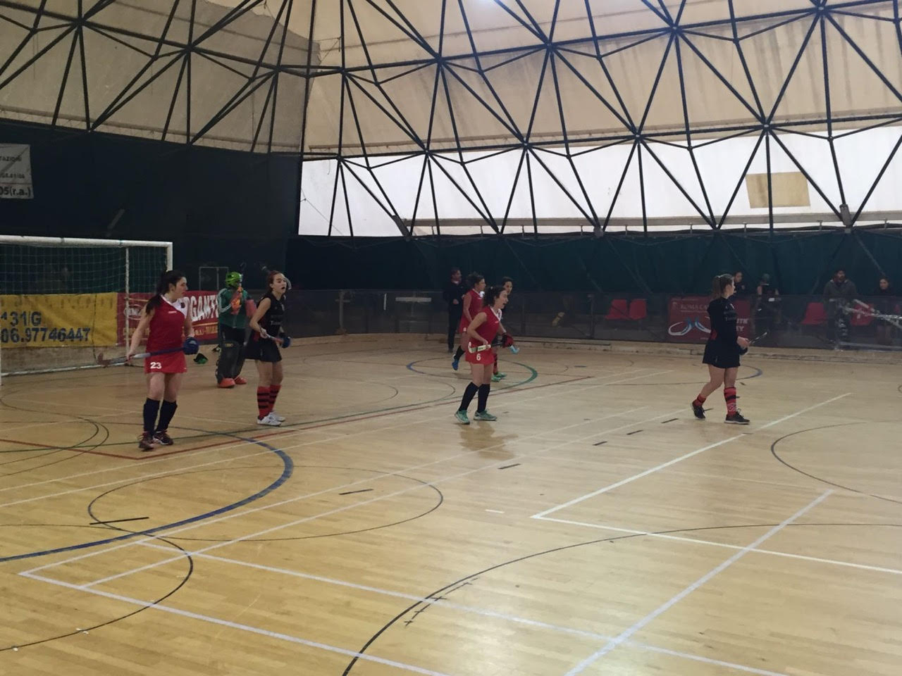 INDOOR LEAGUE FEMMINILE