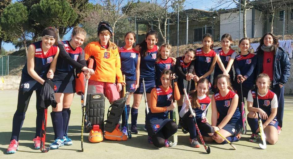 La Squadra Under 16 A Potenza Picena