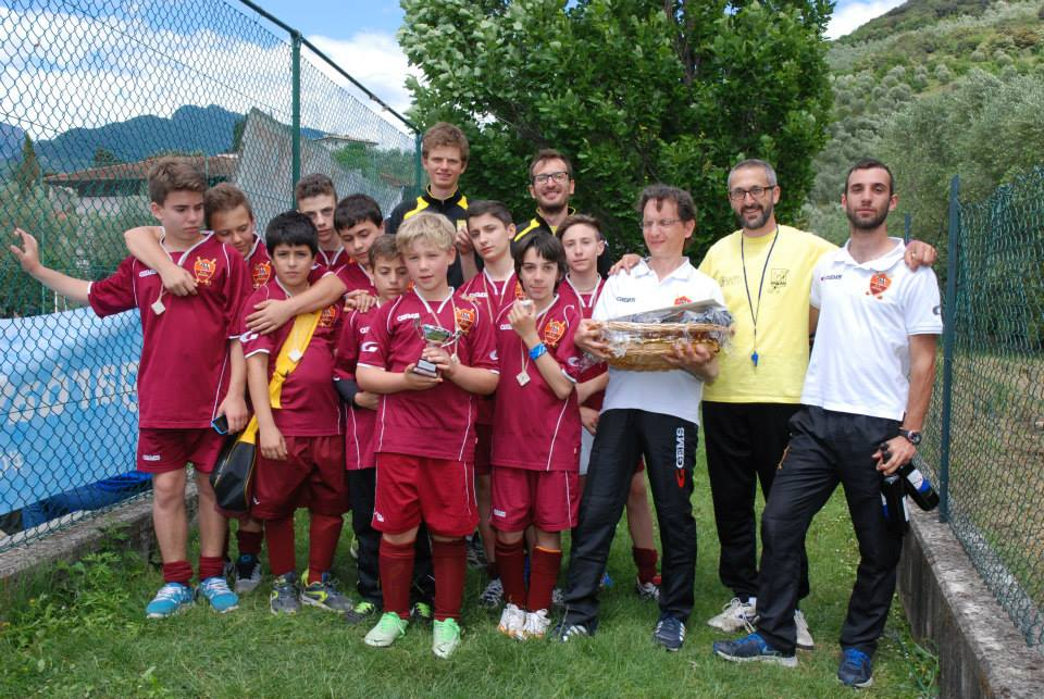 La Premiazione Della De Sisti Roma Al Torneo Di Riva Del Garda