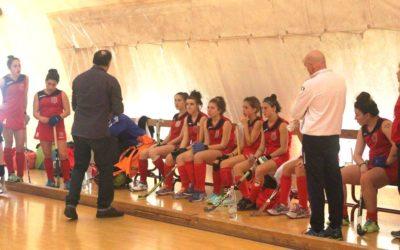 Hockey Indoor Femminile /La Libertas San Saba Non Passa A Pisa