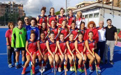 Hockey Prato F /Fine Settimana Olandese Per La Libertas San Saba
