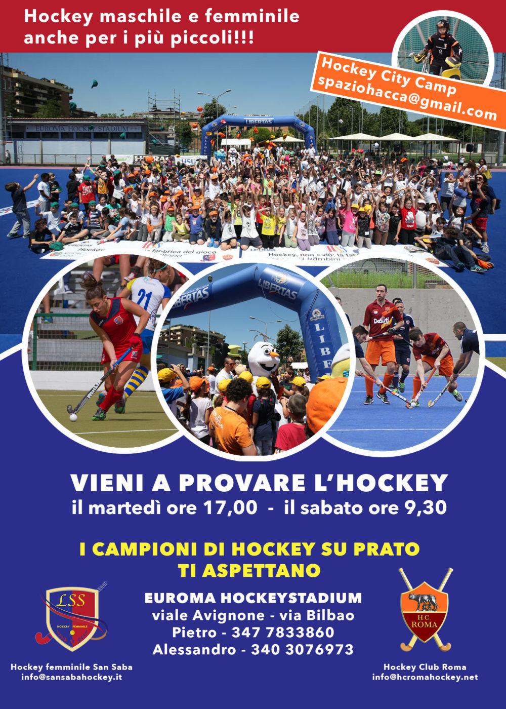 locandina hockey